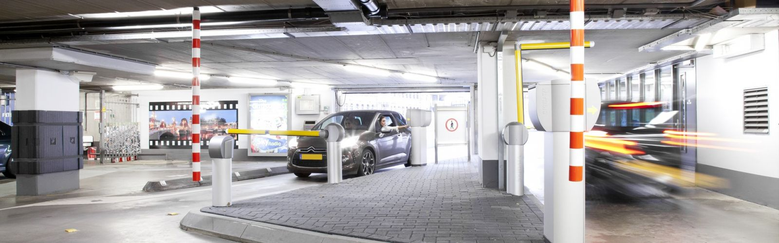 P1 exploiteert parkeergarage Waterlooplein in Amsterdam
