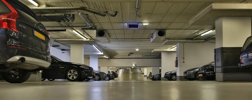 Parcheggio sicuro a buon mercato Amsterdam