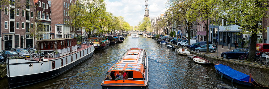 Parkeren Lovers Canal Cruise