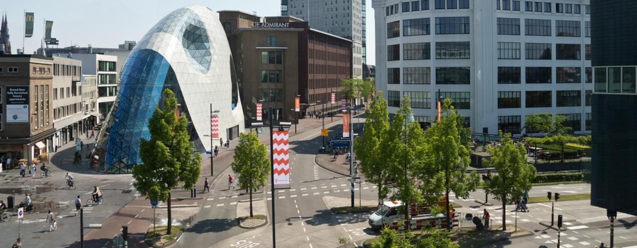 Parkeren Eindhoven Centrum