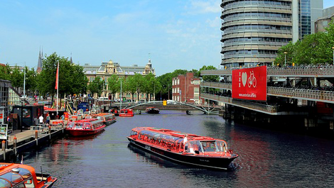 Parken bei Lovers Canal Cruises