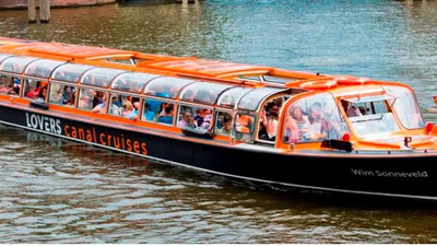 Parkeren Lovers Canal Cruises