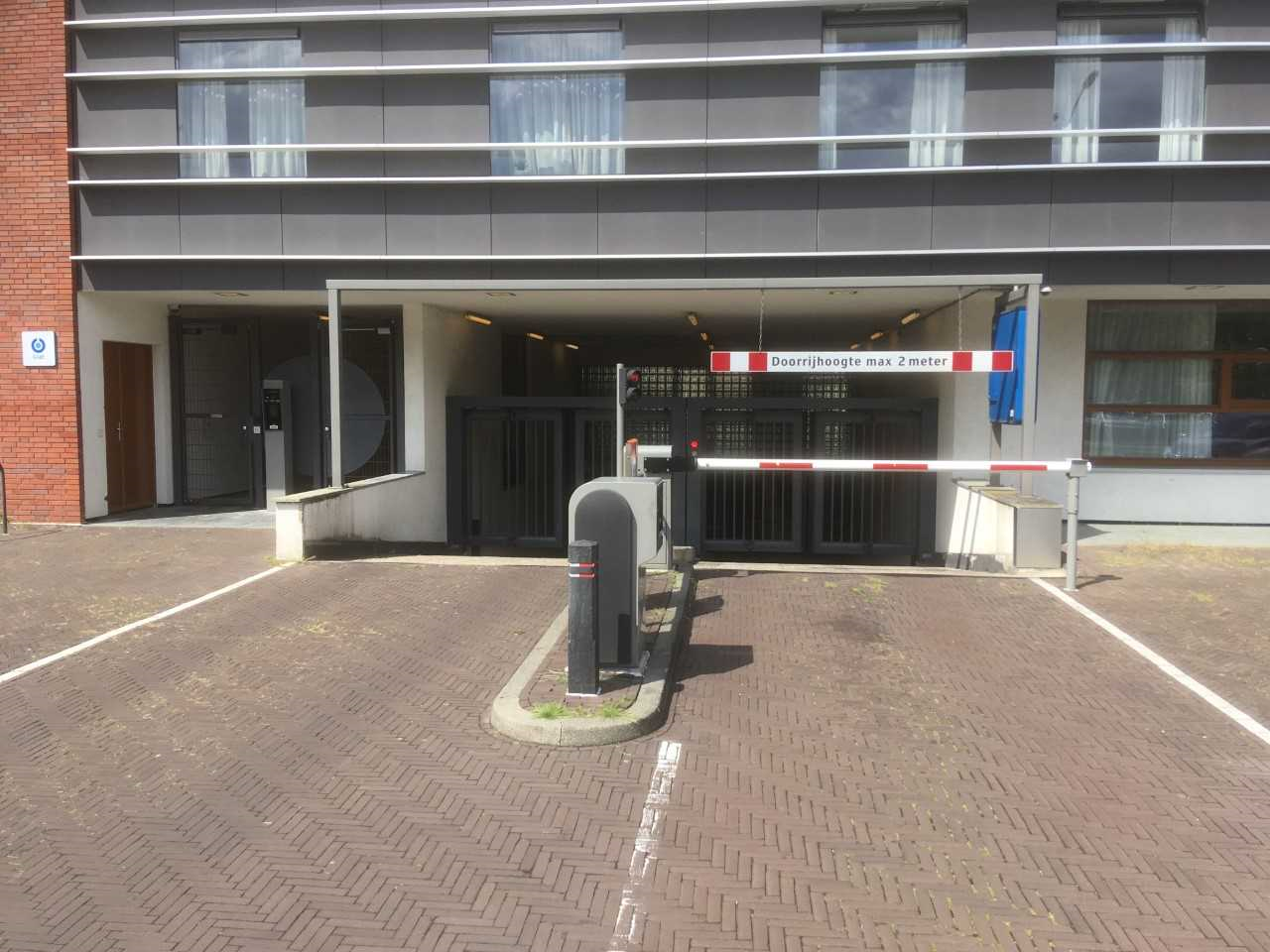 Parking De Grijze Generaal